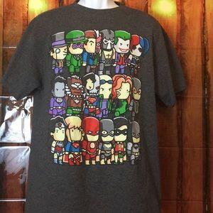 DC COMICS ORIGINAL MENS TEE